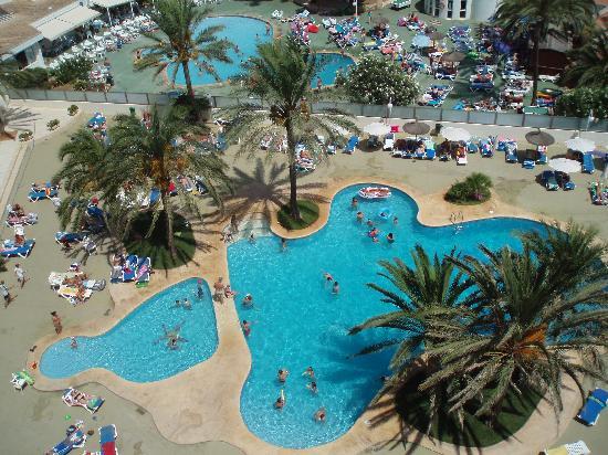 Playa Dorada Aparthotel: Pool