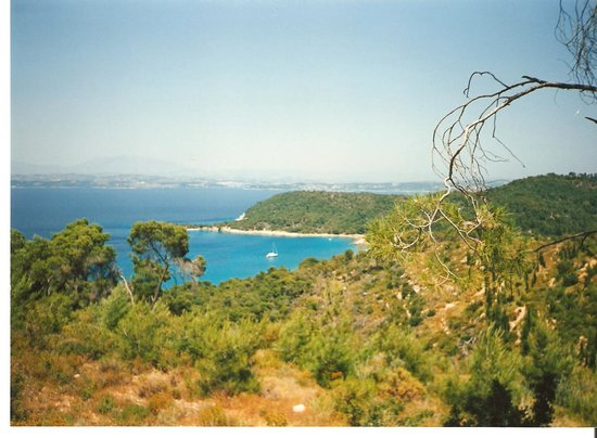 Spetses, Grecja: Lovely view