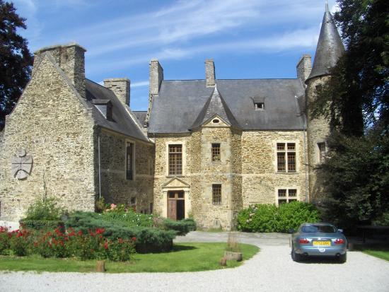Photo of Hotel Restaurants du Chateau d'Agneaux