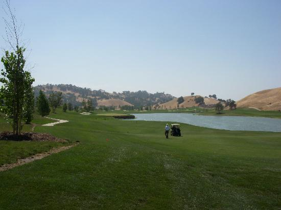 Courtyard Sacramento Airport Natomas: Golf at Cache Creek