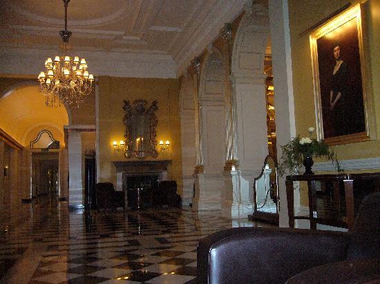 Foyer And Reading Room At Claridge S : Foyer restaurant tea room picture of claridge s london