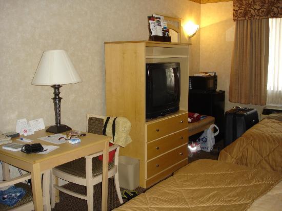 Quality Inn Hayward Hotel: Un bon équipement
