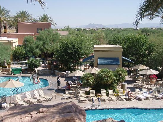 Marriott S Canyon Villas At Desert Ridge