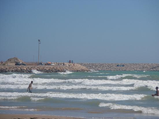 Paramount Places Spain : The beach at Vilanova