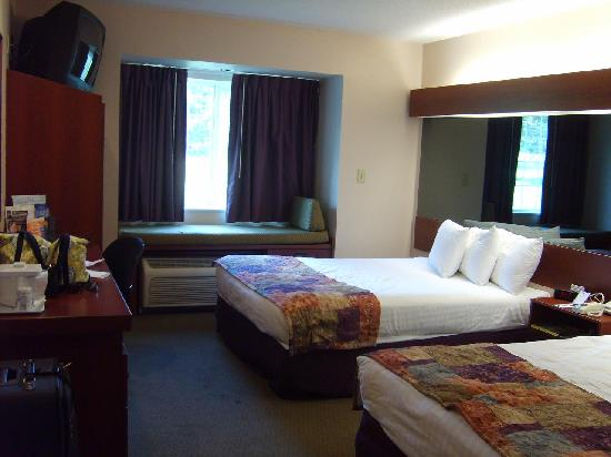 Microtel Inn & Suites by Wyndham Olean/Allegany: Microtel in Olean