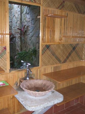 Bluejaz Beach Resort & Waterpark : wash area