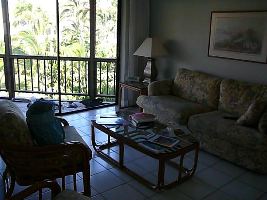 Plantana Condominiums: Plantana living room area