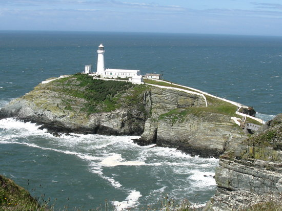 Holyhead, UK: South Stack Light House