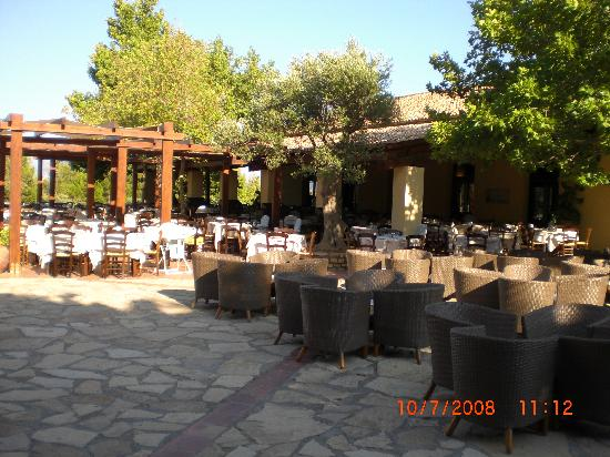 Candia Park Village: restaurant area