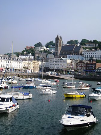 Торки, UK: Torquay Harbour