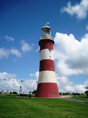Torquay, UK : Plymouth Lighthouse