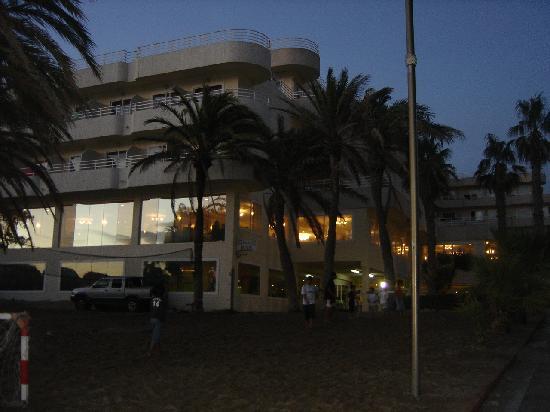 Best Cap Salou: hotel côté plage