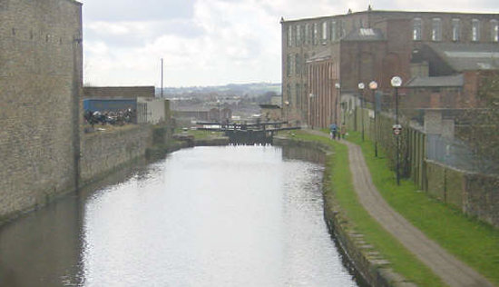 Blackburn Waterways