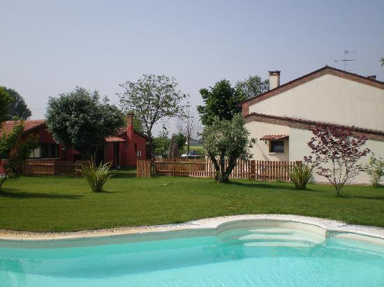 Monselice, Italia: piscina