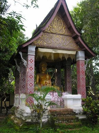 Луангпхабанг, Лаос: inspirée...