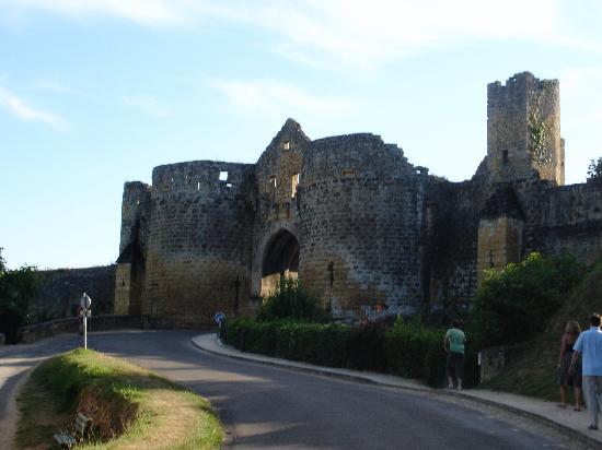 Dordogne, Γαλλία: Domme