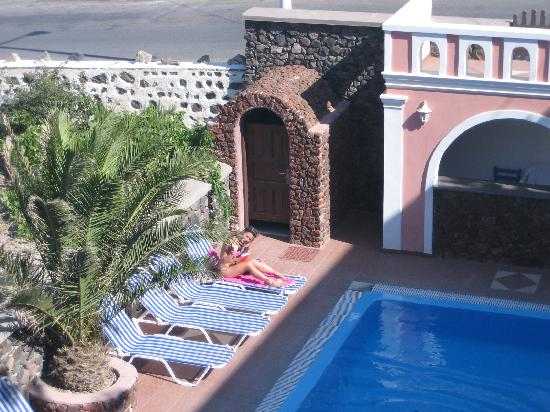 Photo of Hotel Villa Odyssey Fira