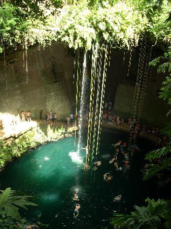 Riviera Maya, Meksyk: Cenote