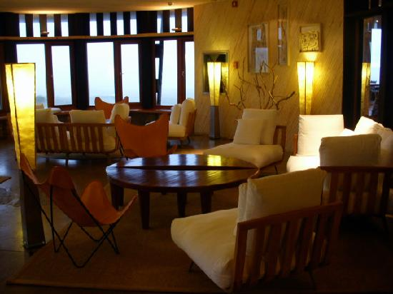 explora Rapa Nui - All Inclusive : the lounge area