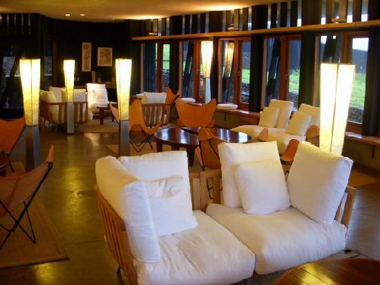 explora Rapa Nui - All Inclusive: the lounge
