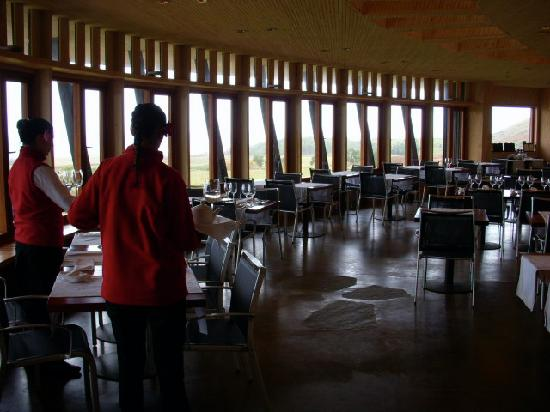 explora Rapa Nui: the restaurant