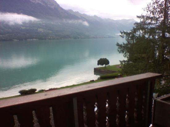 Seehotel Bonigen: view from room
