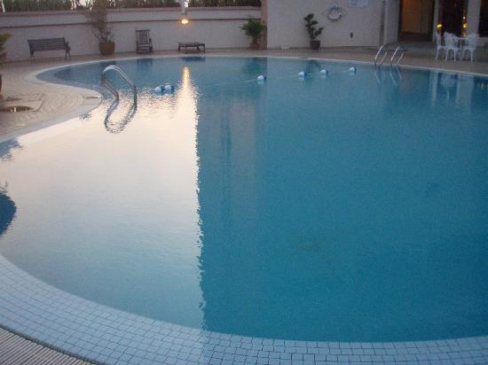 Small But Deep Pool Picture Of Bayview Hotel Melaka Melaka Tripadvisor