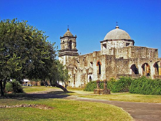 San Antonio Missions National Historical Park Tours