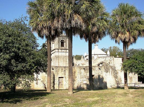 San Antonio Missions National Historical Park: Mission Concepcion