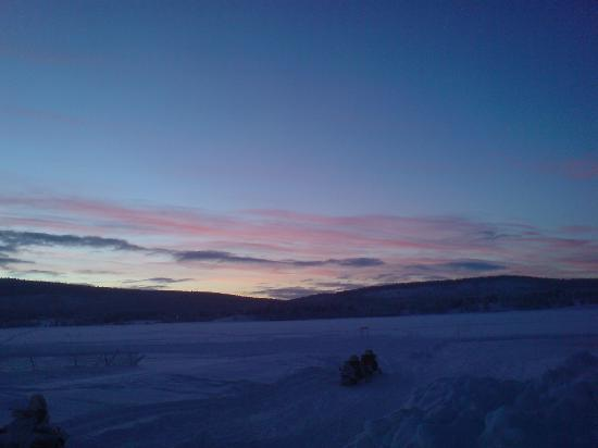 Icehotel: The Amazing View