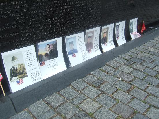 Hampton Inn Alexandria - Old Town/King Street Metro: The Vietnam Veterans Memorial