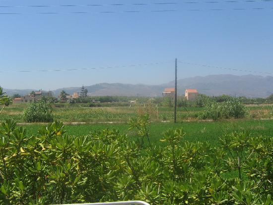 Studios Katsikoulakis: View from our Balcony