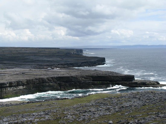 Inishmore, Ierland: amazing views