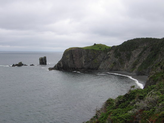 Port Rexton, Canadá: View from Skerwink Trail