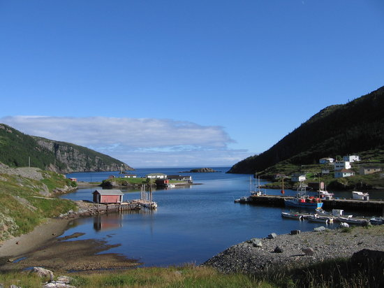 Newfoundland and Labrador, Canada: Old Bonaventure