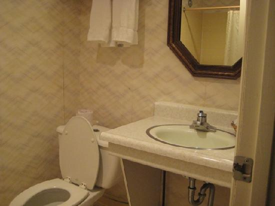 Eisenhower Hotel & Conference Center: Bathroom