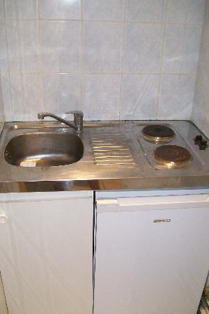 Hotel Carlone: cucina