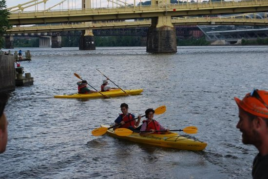 Kayak Pittsburgh