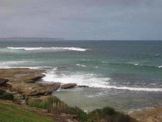 Cronulla Beach Backpackers: kelke part à Cronulla_on était partis dans un endroit comme une maison de repos pour personnes a