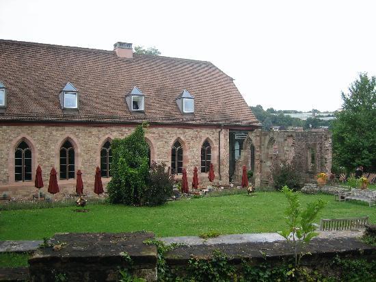 Kloster Hornbach: Cloister Harden