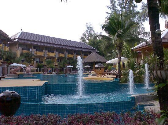 Print Kamala Resort: POOL