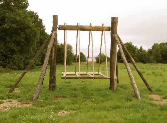 Abruka's swing