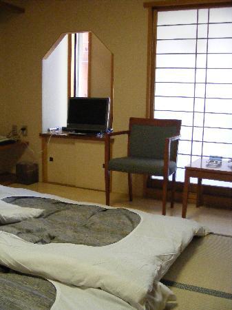 Asakusa Shigetsu: Habitación