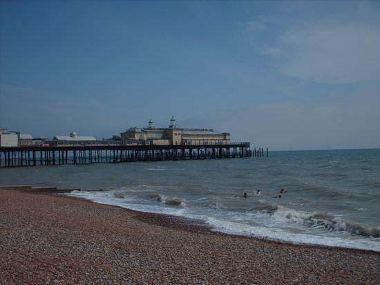 Гастингс, UK: Hastings Beach