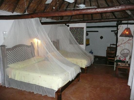 Zomay Hotel Holbox: bungalow caracol