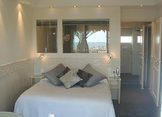 Hôtel Azur: Notre chambre