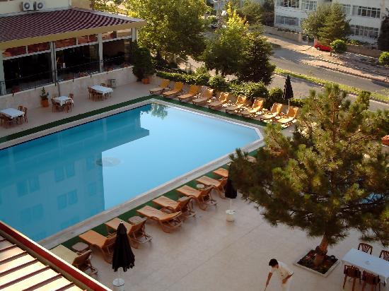 Dinler Hotels – Urgup: piscina