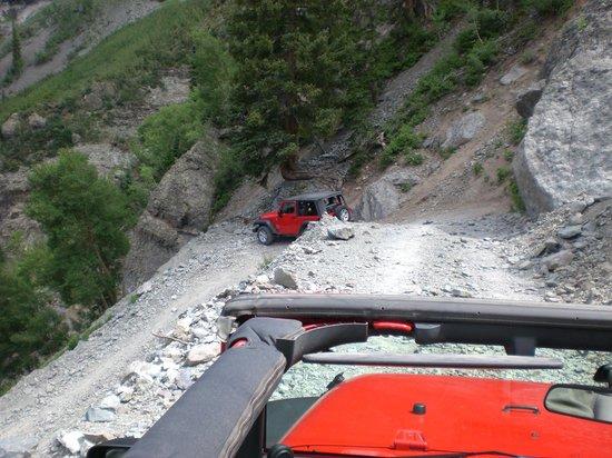Switzerland of America Tours: Going DOWN Black Bear