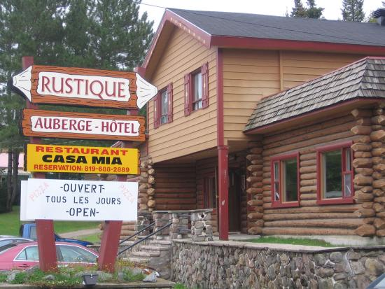 Photo of Auberge Rustique Mont Tremblant