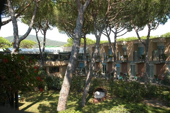 Spiaggia bild von riva del sole resort spa for Hotel castiglione della pescaia